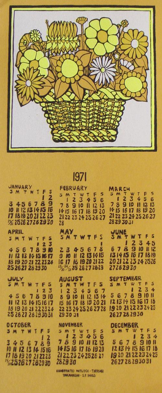 Takahashi-calendar
